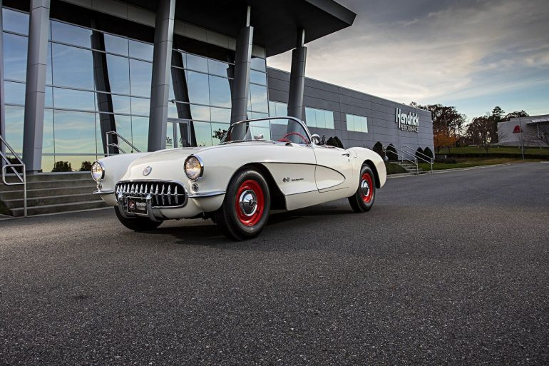 1957 Corvette Wallpapers