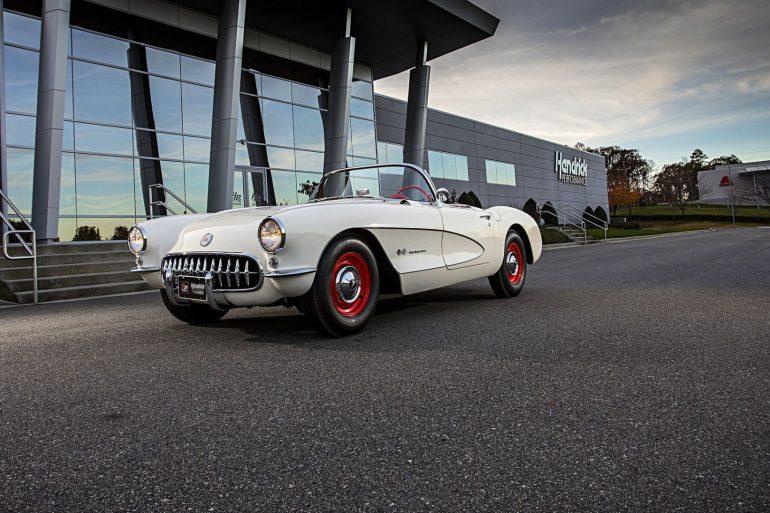 1957 Corvette Wallpapers