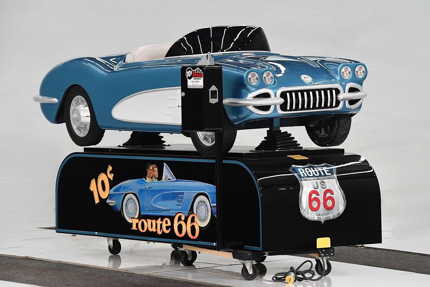 Route 66 Corvette C1