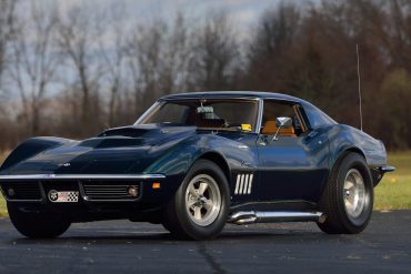 1969 Baldwin Motion Corvette
