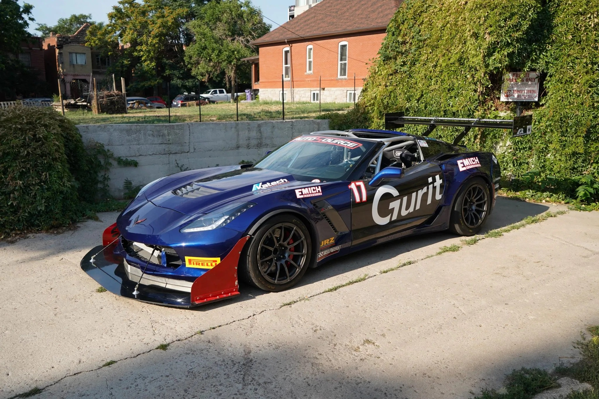 2017 C7 Z06 Pikes Peak For Sale