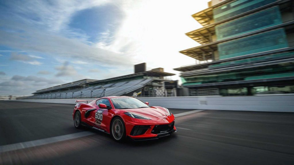 The 2020 Corvette Pace Car