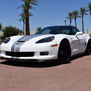 2013 Chevrolet Corvette ZR1 60th Anniversary
