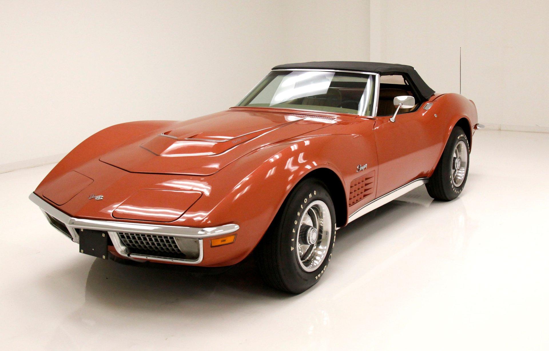1970 corvette roadster