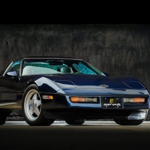 1988 chevrolet corvette callaway twin-turbo