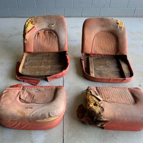 original corvette bucket seats