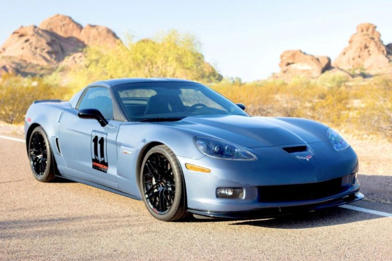 2011 Corvette Z06 Carbon Special Edition