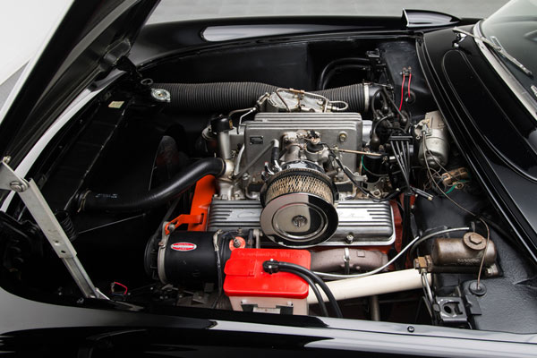 4.6L 283ci Engine
