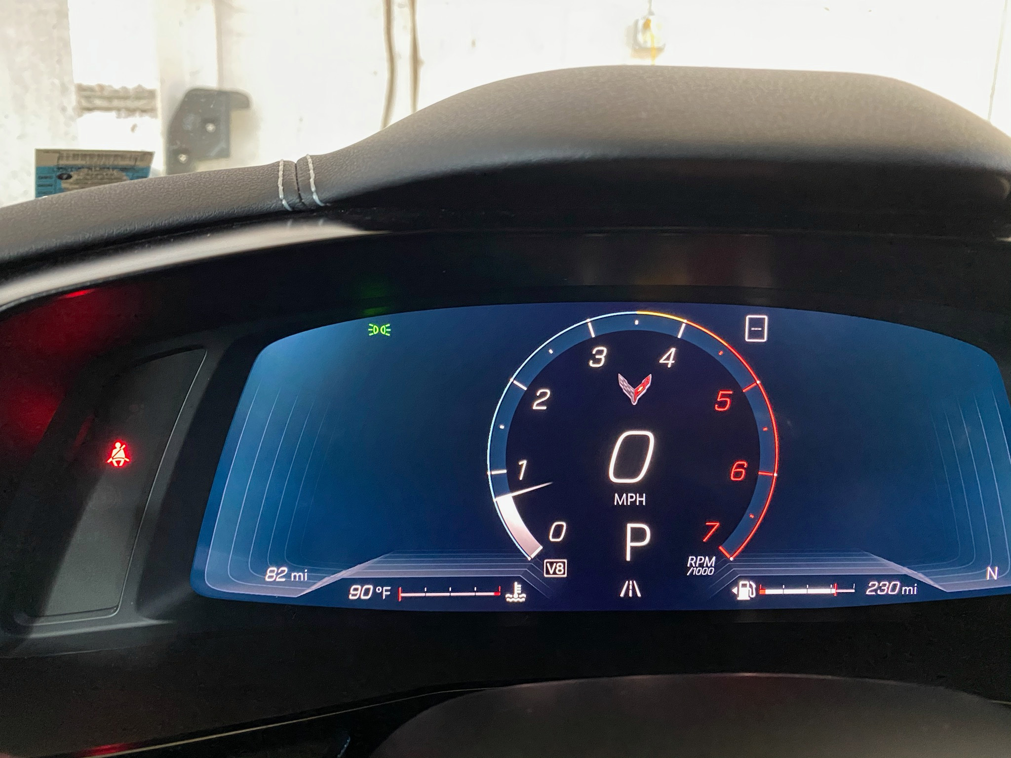 For Sale: A 2020 Mid-Engine Corvette Coupe with only 82 miles on the odometer!