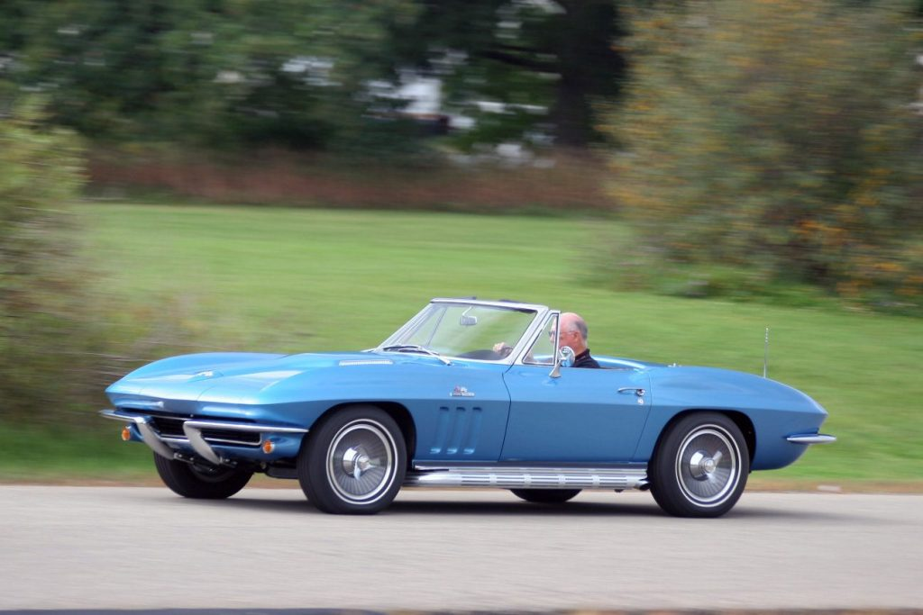 1965 Corvette with L78 engine