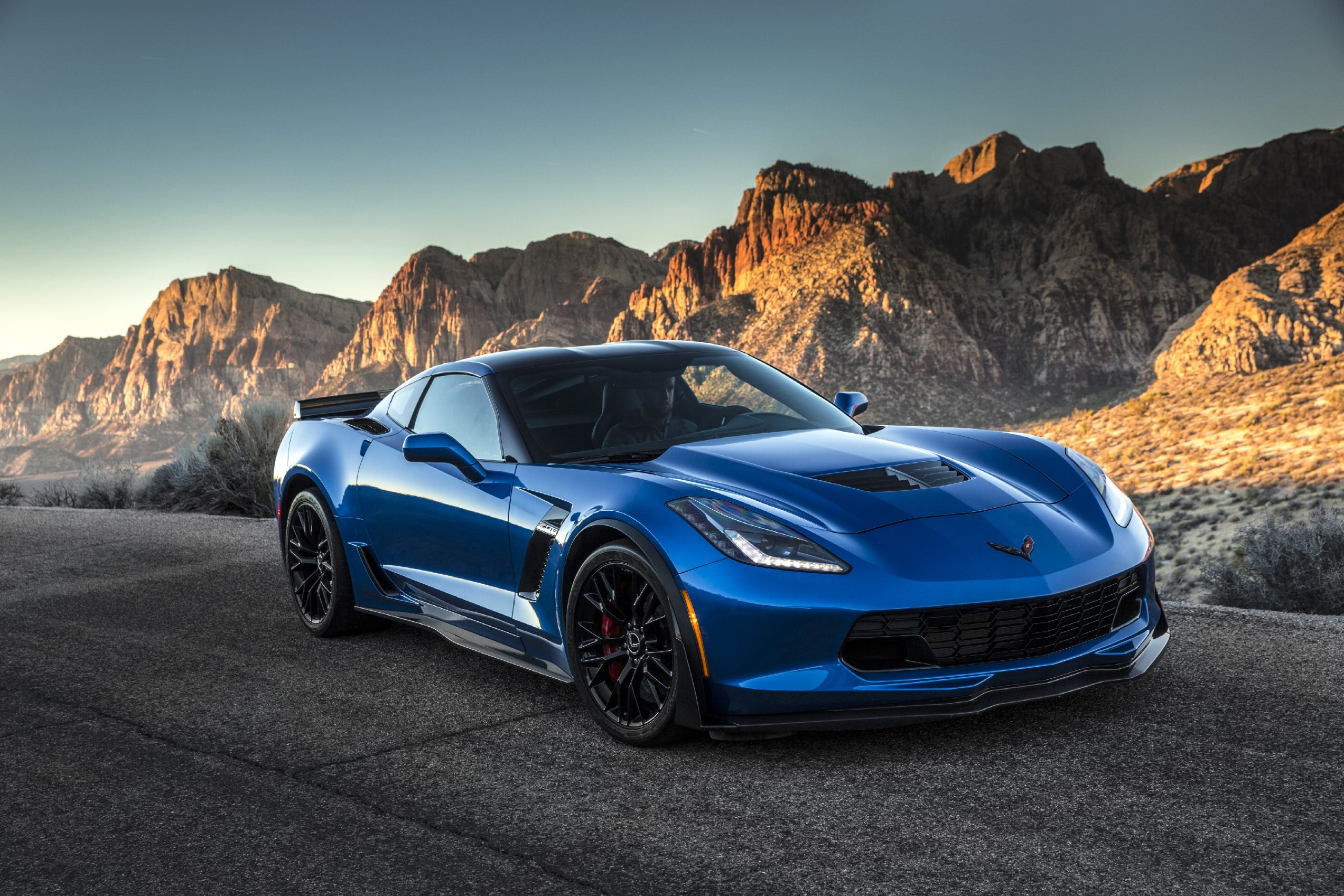 he 650-hp, 2015 Chevrolet Corvette Z06 is one of the most capable vehicles on the market, capable of accelerating from 0 to 60 mph in only 2.95 seconds, achieving 1.2 g in cornering acceleration, and braking from 60-0 mph in just 99.6 feet.
