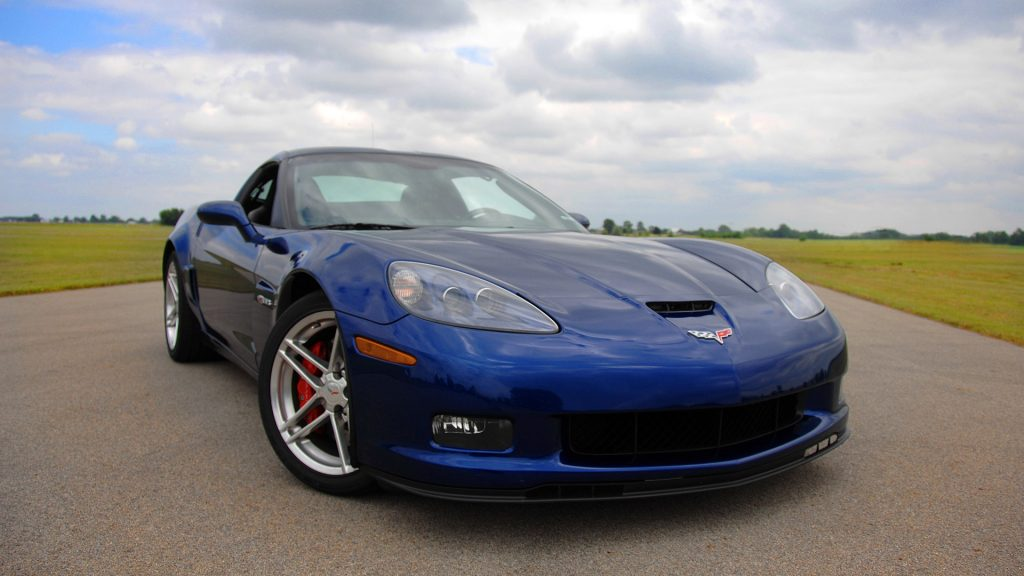 2006 Z06 with LS7 engine