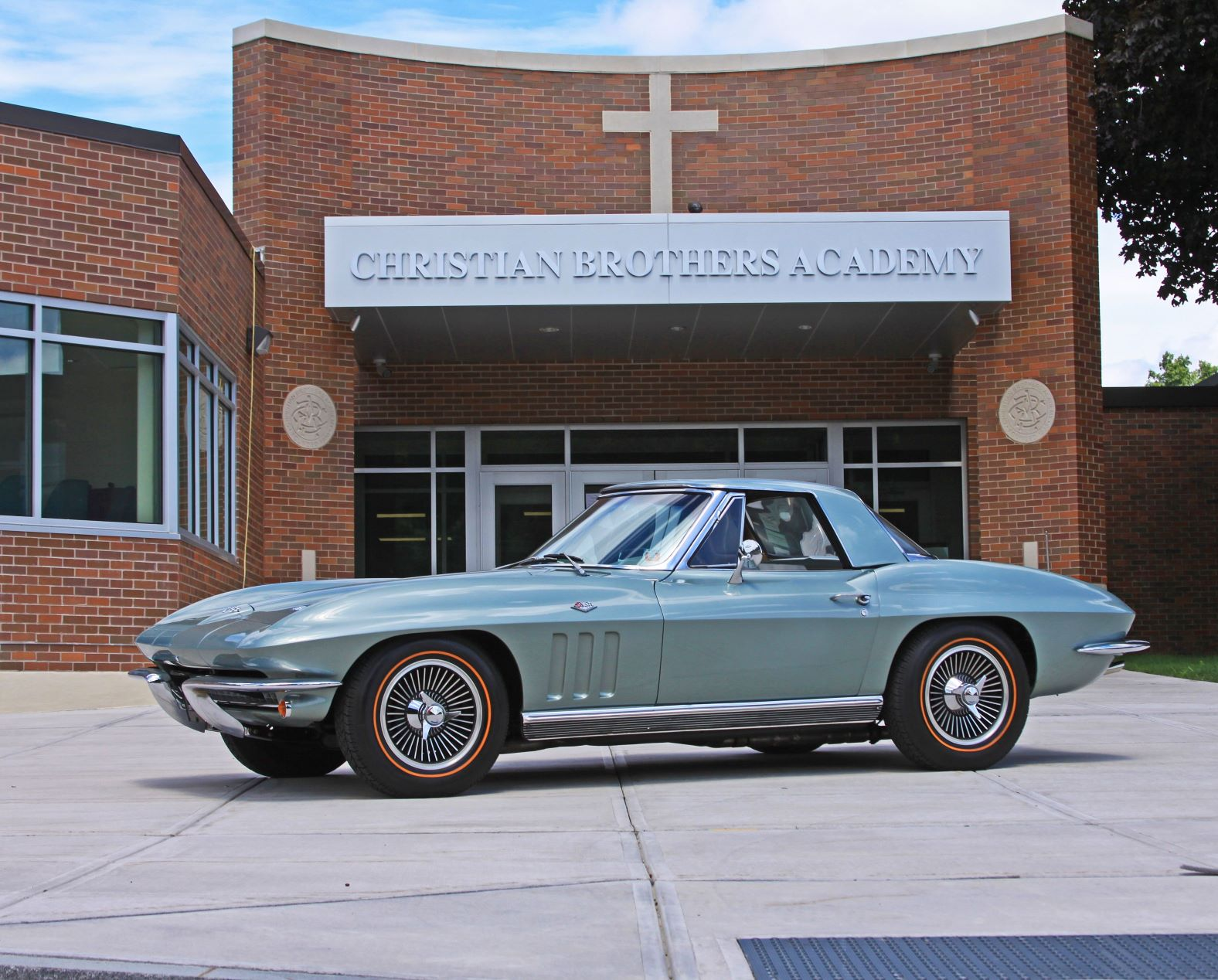 CBA C2 1966 Corvette Lotto