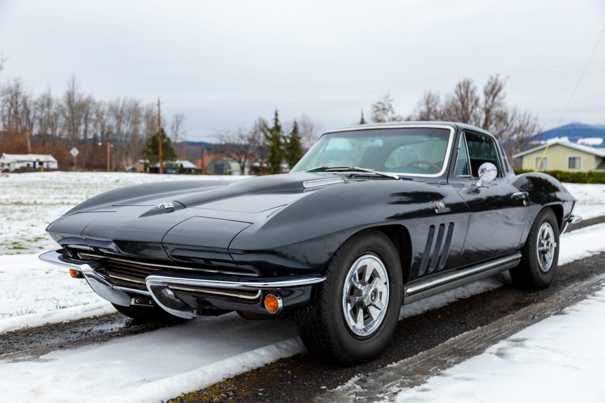 1965 Corvette 396ci