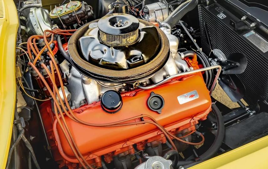 1967 L88 427CI Engine