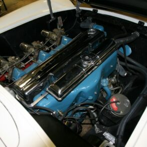 1954 Stovebolt Corvette Engine