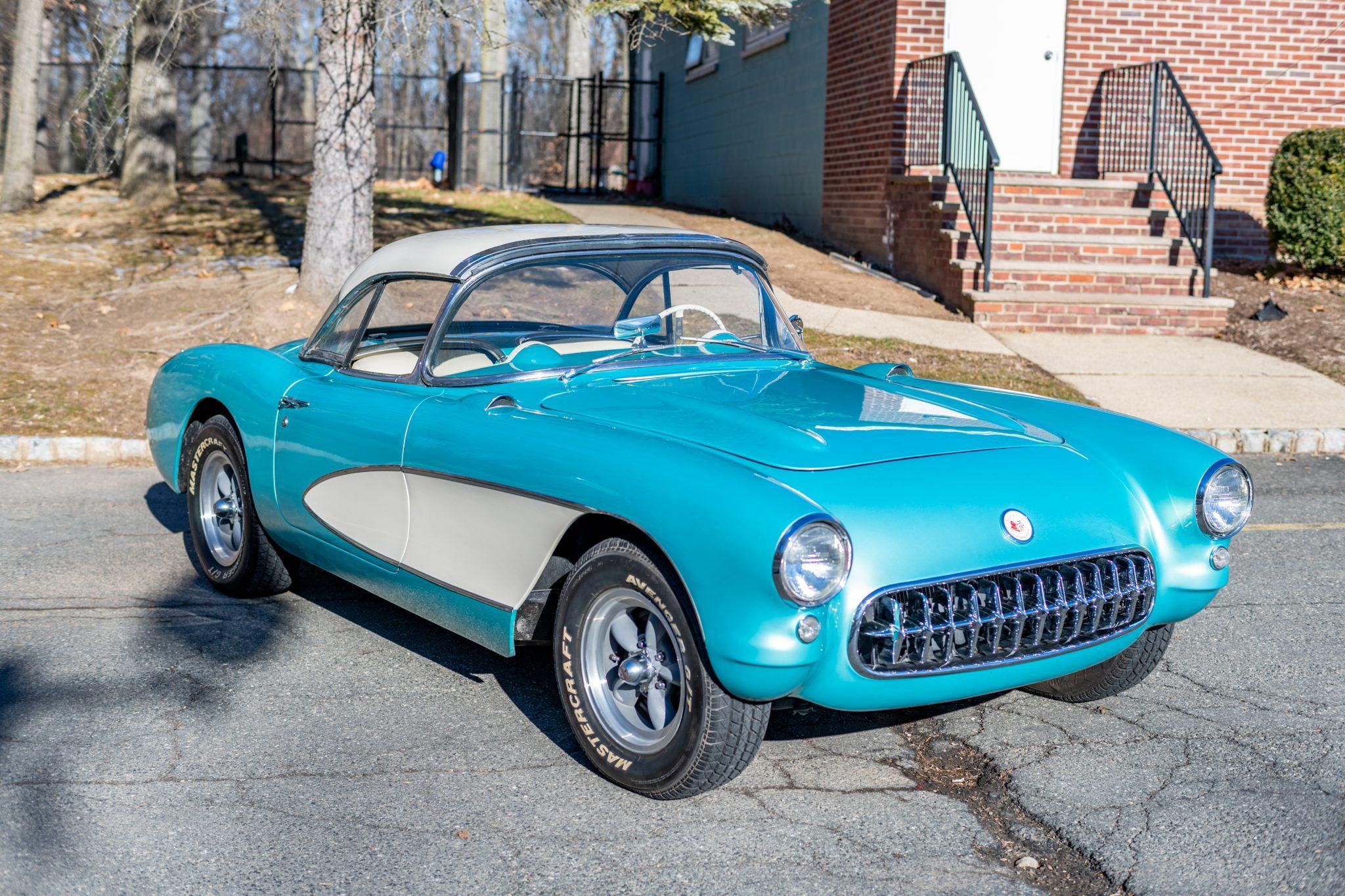 1957 Chevrolet Corvette Front