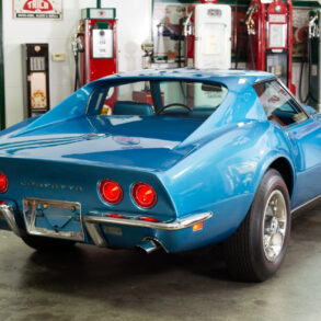 1968 L88 Corvette Rear End
