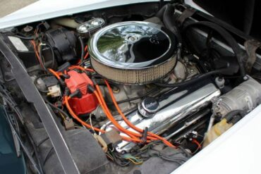 1973 LS4 Engine