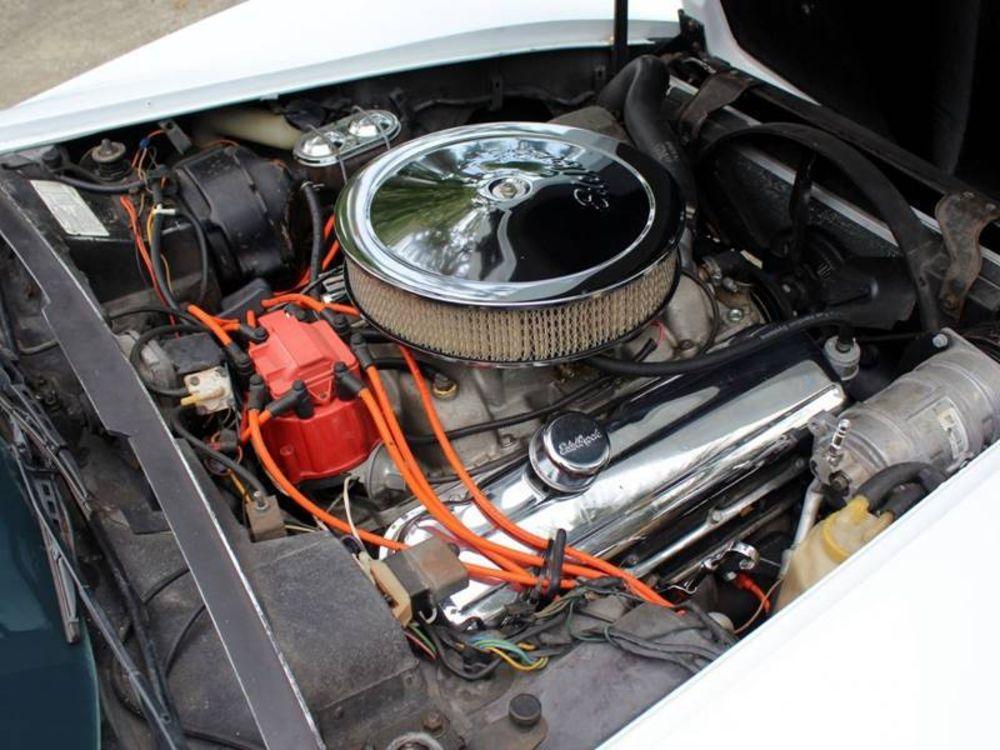 1973 LS4 Engine