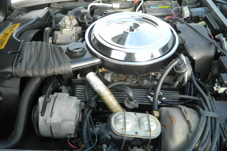1981 L81 engine