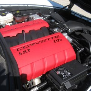 2013 LS7 Convertible Engine
