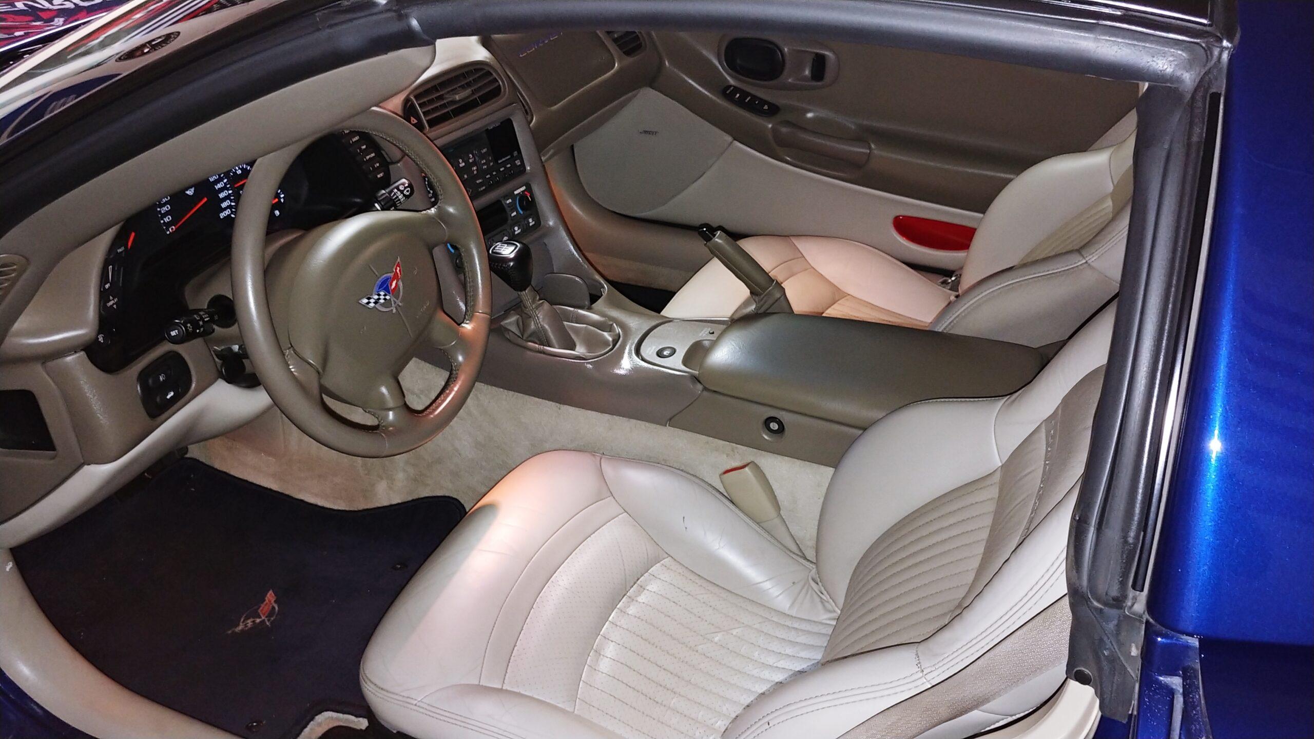 2004 Corvette C5 Commemorative Edition