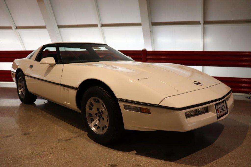 The 1983 Corvette