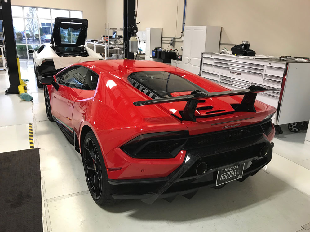 Mallett Performance Cars takes on the Lamborghini Huracan as its latest attempt to wring more horsepower out of an already powerful super car.