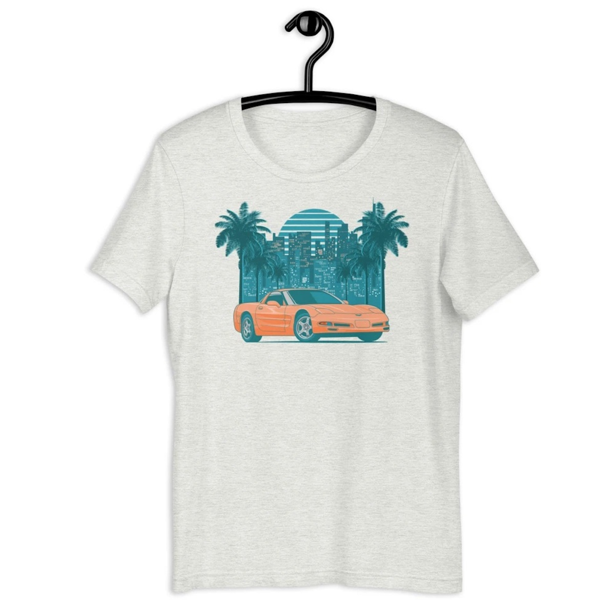 """The 1968 C3 Corvette """"Stingray"""" shirt, available on 100MPH for $29.95 USD"""