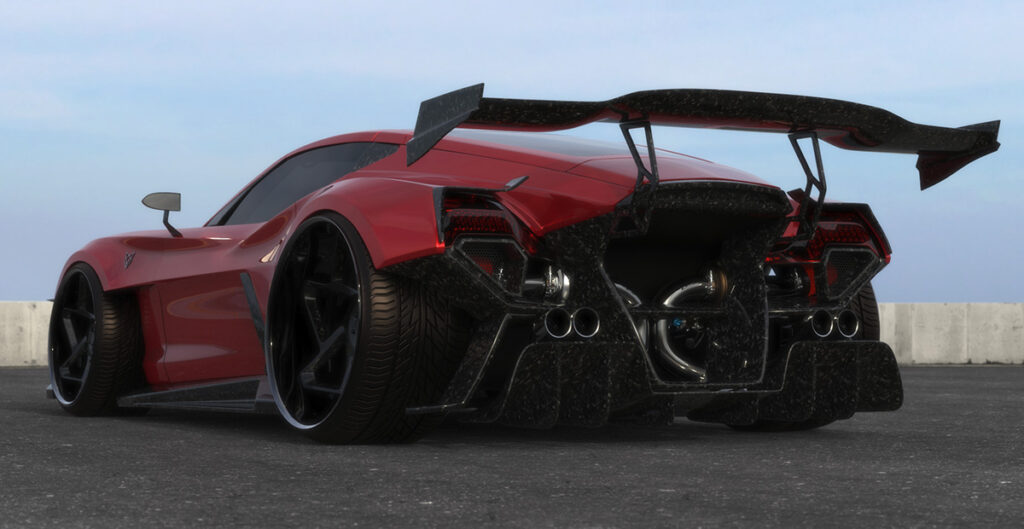 The Valarra Body Kit for the C6 Corvette is nothing short of AWESOME.