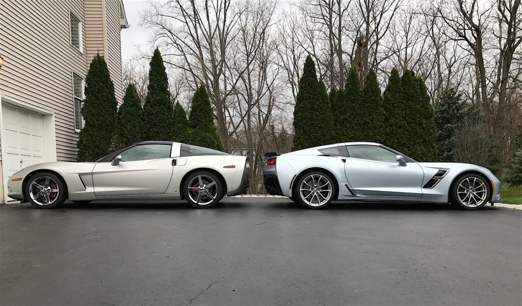 As each generation of Corvette evolves, the horsepower of each generation has increased, indicating that consumer preference is performance first, which seems reasonable given the competition the Corvette goes up against - both of the road and the racetrack.