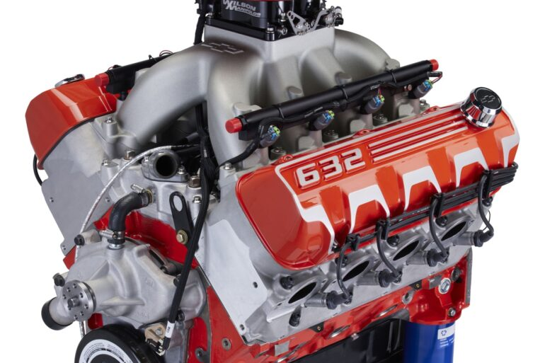 Chevy Performance ZZ632/1000 Crate Engine